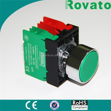 CE RoHS 22mm latching push button switch
