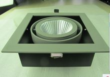 high bright couple COB led grille light 24W with CE ROHS certificate