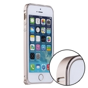 High Fashion Joyroom Case For iphone 5/5S Straight Bumper Aluminum Metal Case with Hippocampus buckle
