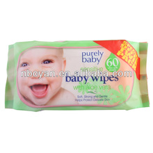 Cheap baby wipes baby tender baby wipes wet wipes with factory price