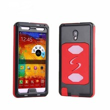 New Arrival Aluminum Alloy+Silicone Ultra Thin Metal Phone Cover For Samsung
