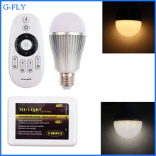Cool white touch screen controller led rgb wifi bulb 9w