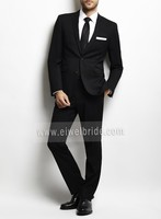 S437 New Arrival Custom Made Woolen Wedding Party Dresses for Men