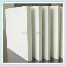 Green 2015 hot sale high quality waterproof WPC celuka plate / WPC foam board/ PVC foam sheet for construction