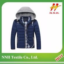 100% polyester lightweight waterproof man outdoor jacket