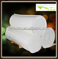 Natural liquid latex rubber is used to produce latex rolls for sofas and bed