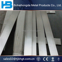 Alibaba hot rolled alloy serrated flat bar price / steel flat bar dimensions for steel structural from Tianjin