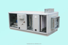 Big CFM fresh chilled water air handling units