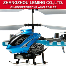 Fashion Blue Hot Sale Children Remote Control Helicopter