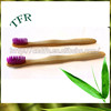 2015 best quality disposable designer hotel bamboo toothbrush companies