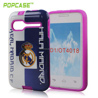 Design Combine New Technology Smoothly Coating cover for alcatel phone case