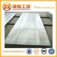 Flat alloy steel aisi 4340 materials