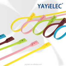 UL ROHS passed Self-locking nylon cable tie/zip tie/tie tag manufacturer cheap prices