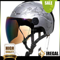 china cheap leather vintage bicycle helmet for hot sale