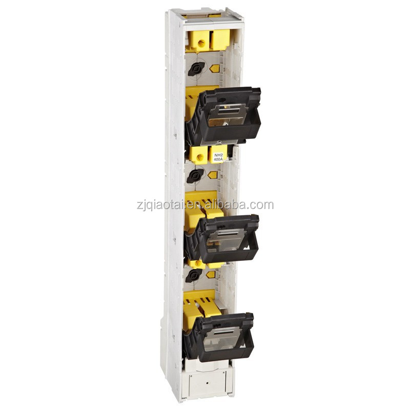 Vertical type fuse disconnector switch s assembly into