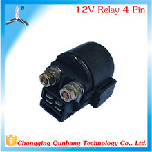 YBR125 Motorcycle 12V Relay Manufacturers 4 Pin
