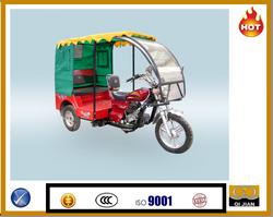 Three wheel canvas passanger tricycle