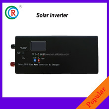 off grid frequency pure sine wave 2000W inverter with charge function