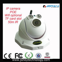 Fashionable 2.0 Megapixel IE/CMS/Mobile View Wifi IP Camera with i/o Alarm Port