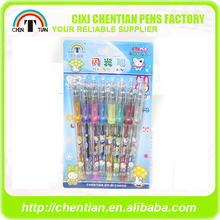 Hot-Selling Harmless Plastic Ballpen