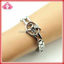 Men Cool New Personalized Motorcycle Chain Decorative Birds Bracelets-BR15261