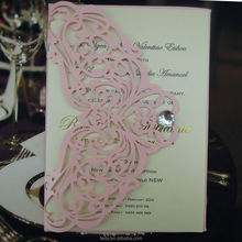 Fashion wedding invitation card manufacturers