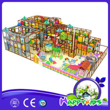 Cheap educational kindergarten indoor playground equipment for kid,childrens play area for creative recreation