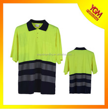 import short-sleeved reflective plain t-shirts