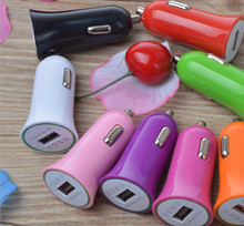 2015 New Highspeed Wholesale Car Charger, Single Micro USB Car Charger 5V 1A USB mobile accessories
