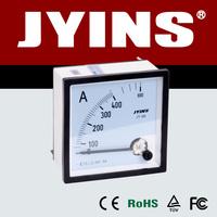 96*96mm Ammeter Voltmeter Analog Panel Meter