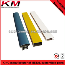 Aluminum profile extrusion manufacturer curtain window rail