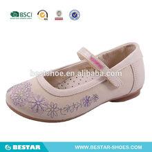 Venta al por mayor popular niño desnudo zapatos escuela . Alta calidad piel zapatos vestir chicas