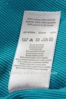 custom design laundry wash care symbols