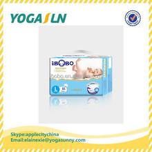 brand IBOBO good quality soft surface sleepy baby diaper