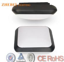 Manufacturado por china IP66 12w 2700-7000k lámparas de techo