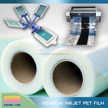Hot sale!!China Best manfacturer PETsmart backlit film for solvent ink