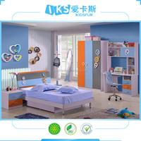 8106# Wholesale colourful modern bedroom furniture set