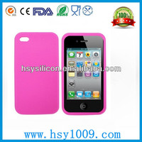 High quality silicone case for cell phone made in China manufacturer