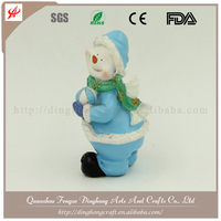 Christmas Gifts And Decoration Standing Toys Snowman Christmas Craft