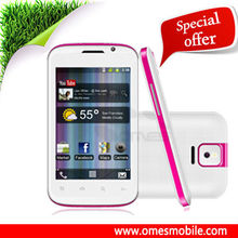New SAMSENG OT991 smart phone unlocked cell phone Dual sim card mobile phone itel phone
