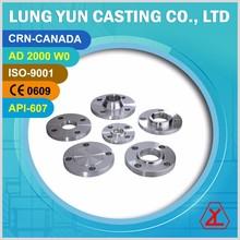 a182 f51 duplex stainless steel carbon steel sfvc2a jis standard din2577 flange