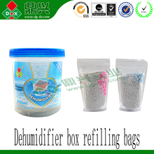 800ml Cacl2 Moisture Absorbent Dehumidifier Desiccant Refill Bag