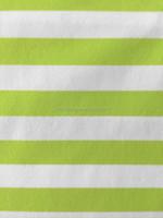 China low price knitted 92%nylon8% spandex stripe interlock fabric for underwear