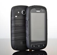 "original OEM mobile phone MTK6589T quad core dual SIM camera 3G android phone 4"" IPS Outdoor phones SOS GPS smart mobile phone"