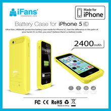 Bank Cover For iPhone 5C Charger Case