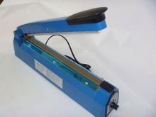 hand impulse sealer machine SF300P easy to use plastic shell impulse heat sealer