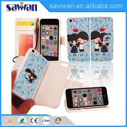 2 in 1 china supplier wholesale cartoon mobile phone case for iphone 5C