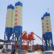 ZC500 Small Concrete Mixer with Competive Price / mini mix concrete batching plant for sale