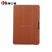Stylish tablet cover for ipad air 2 leather case 2 fold standing cover case for ipad air 2
