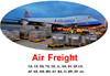 Cheap air freight rates from china to UK by china international freight forwarding company self balancing scooters